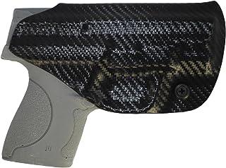 Black Jacket Holster IWB KYDEX Holster: fits S&W M&P Shield 9/40