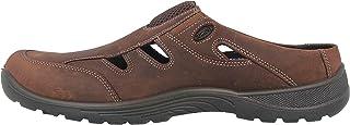 Jomos Marathon Clogs & Slippers in Plus Sizes Brown 455304 471 355 Large Men's Shoes