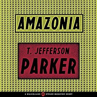 Amazonia audiobook cover art