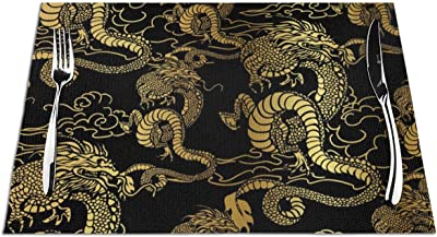 HiEnd Accents Del Rio Western Placemats HomeMax Imports WS4006PM