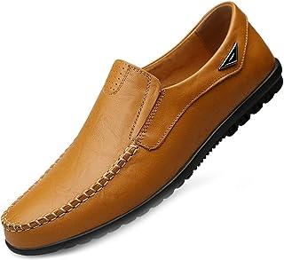 Simply Q Man Zapatos Casuales de Piel