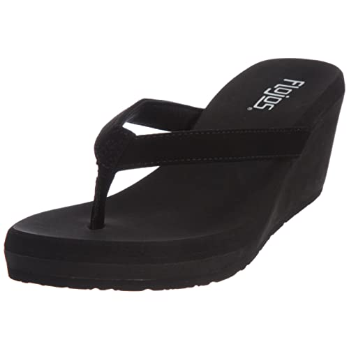 55e88318c Wedge Heel Flip Flops  Amazon.com