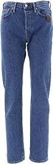 ACNE STUDIOS Luxury Fashion Womens A00024DARKBLUE Blue Jeans | Fall Winter 19