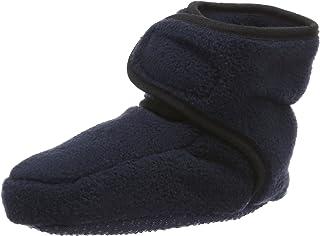 Playshoes Unisex baby fleece schoenen kruipschoenen