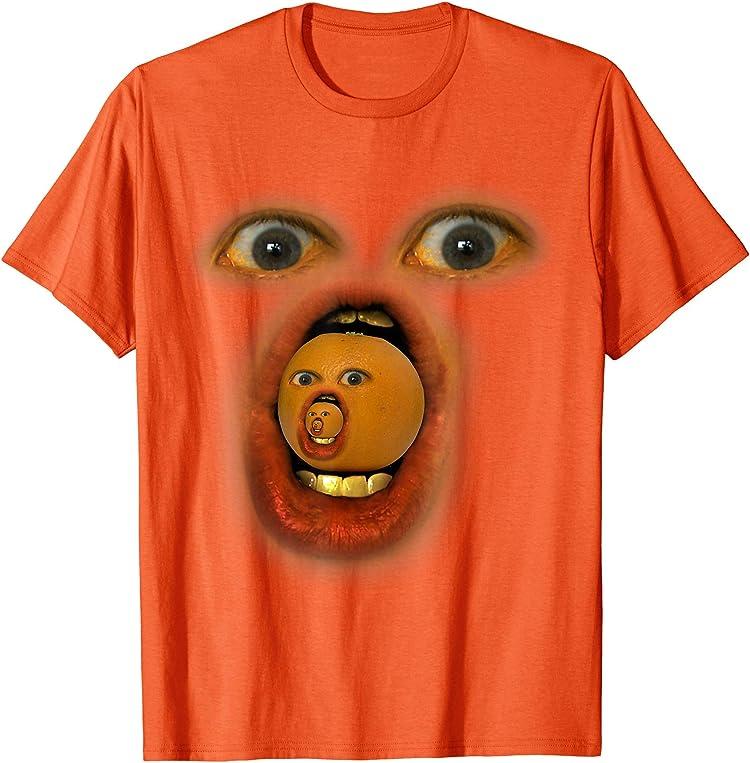Amazon.com: Annoying Orange: Shirts