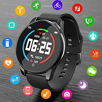 cicadi Touchscreen Smart Watch Sports IP67 Monitor per Il
