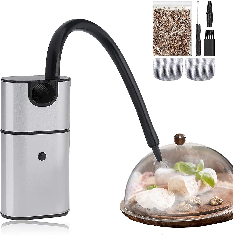 Doifck Smoking Ultra-Cheap Deals Gun Portable Cold Handheld Food Bargain Smoke Smoker Mini