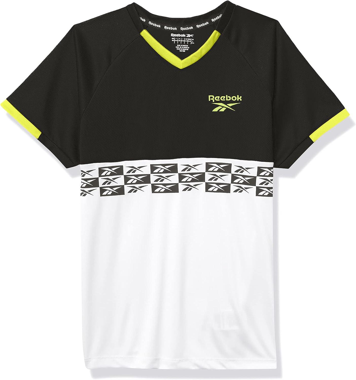 Reebok Boys' Big Regular store T-Shirt Choice
