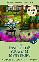 The Inspector Graham Mysteries: Books 1-4 (Inspector Graham Collection)