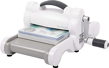 Sizzix Big Shot, máquina de corte y repujado manual, tamaño A5 (15,24 cm)