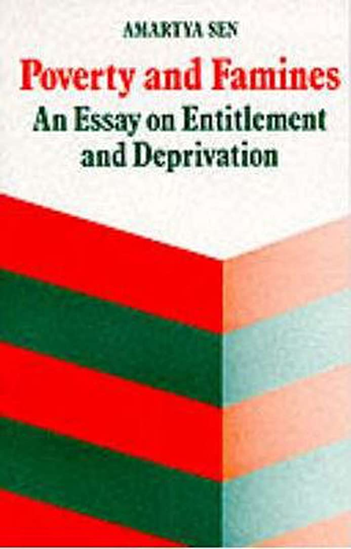 迅速横にピンチPoverty and Famines: An Essay on Entitlement and Deprivation (English Edition)