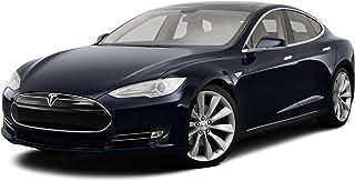 2013 Tesla S Performance, 4-Door Sedan, White Pearl