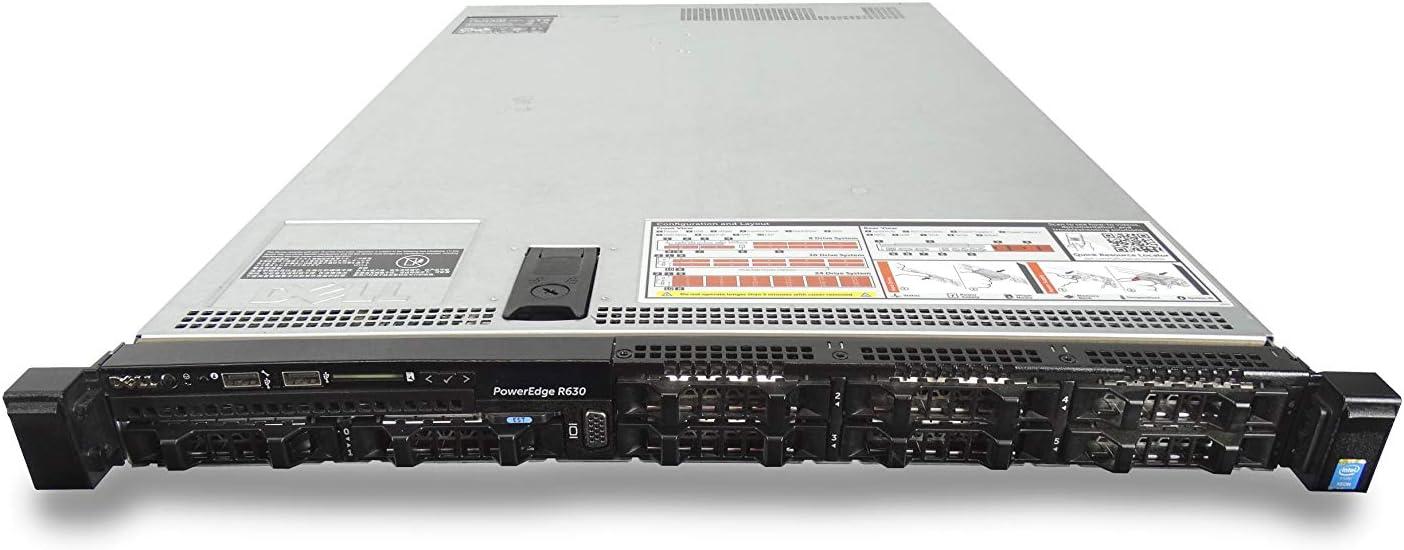 Premium Sales Dell Nippon regular agency PowerEdge R630 8 Bay Xe Server Rackmount SFF 2X 1U