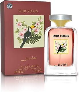 KHALTAT MY Oud Roses Unisex Eau de Perfume, 100 ml