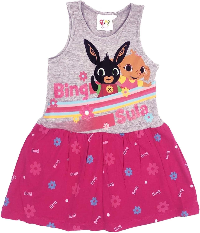 1 2 3 4 5 6 Anni Estate 2020 Bing Completo T-Shirt con Leggins Corti Mis
