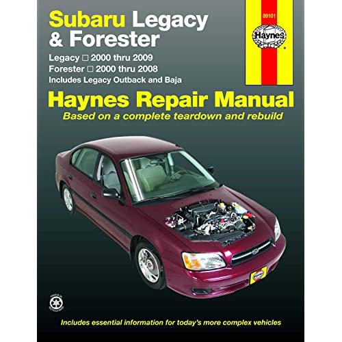 2009 subaru forester owners manual | just give me the damn manual.
