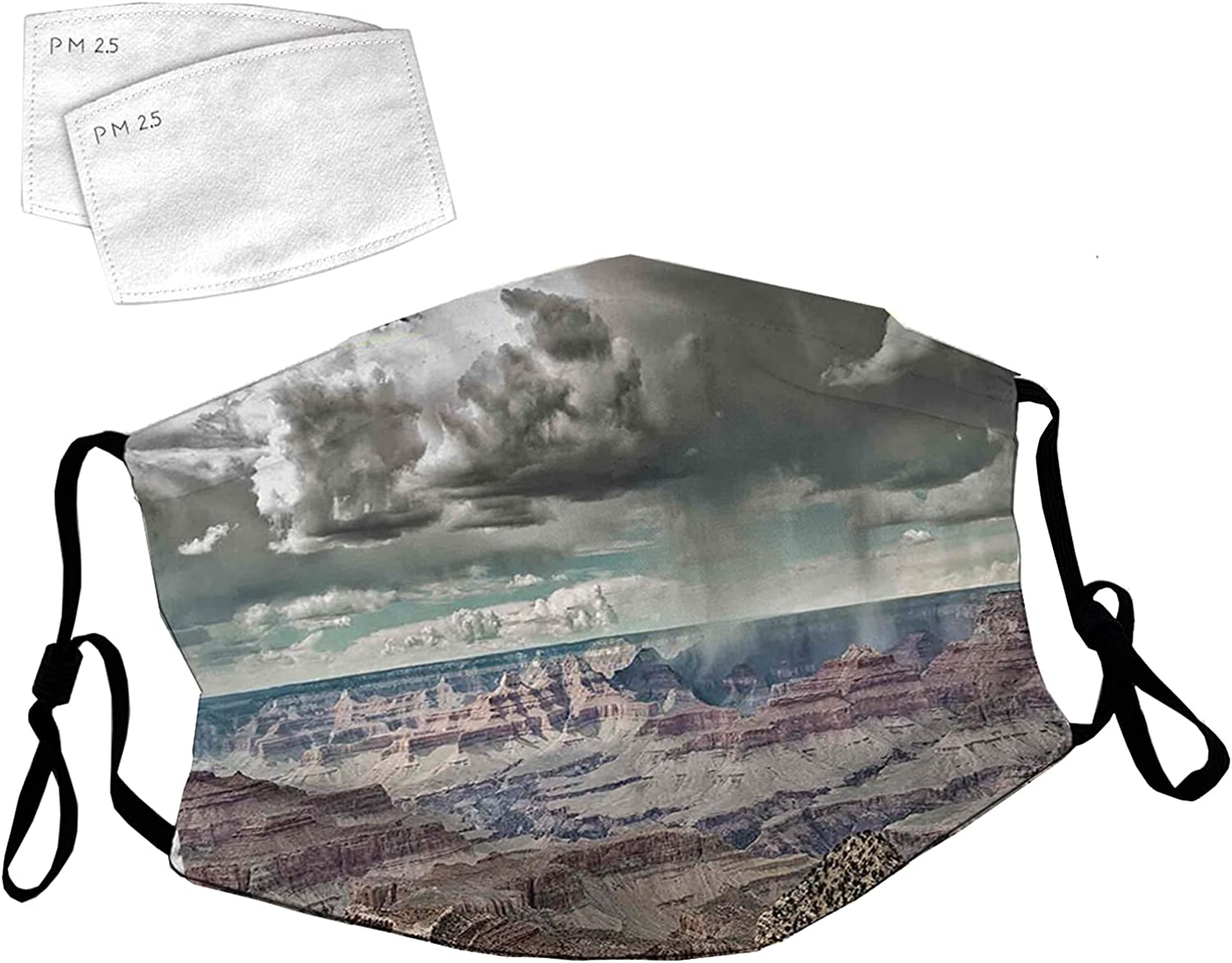 Cheap SALE Start Reusable Face Mask with Adjustable price Ear G on Loops Clouds Cumulus