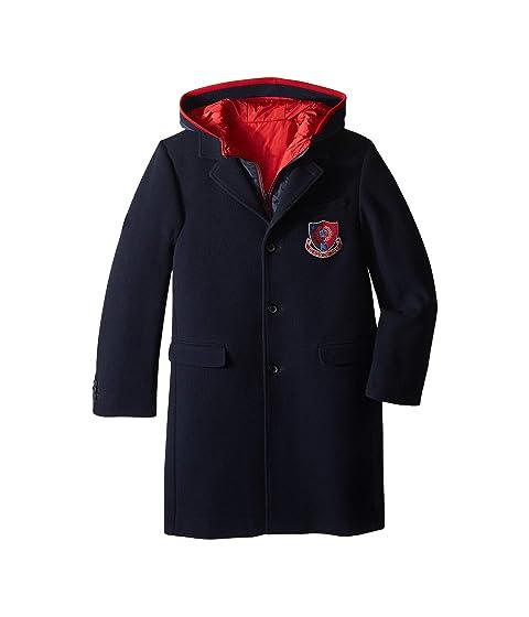 Dolce & Gabbana Kids 2-in-1 Coat (Big Kids)