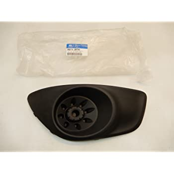 Right Front Genuine Hyundai 86564-3X000 Bumper Blanking Cover