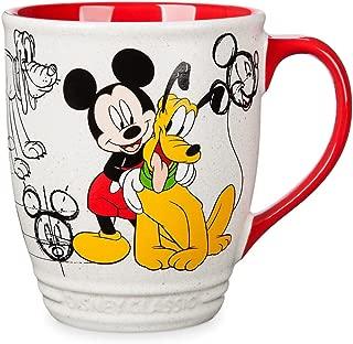 Mickey Mouse and Pluto Mug - Disney Classics Collection
