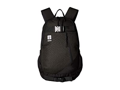Volcom Substrate (New Black) Backpack Bags
