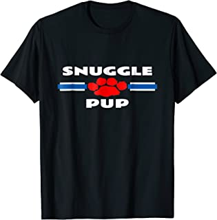 Gay Snuggle Pup Play Shirt Adult Puppy BDSM Tshirt Kink Gear