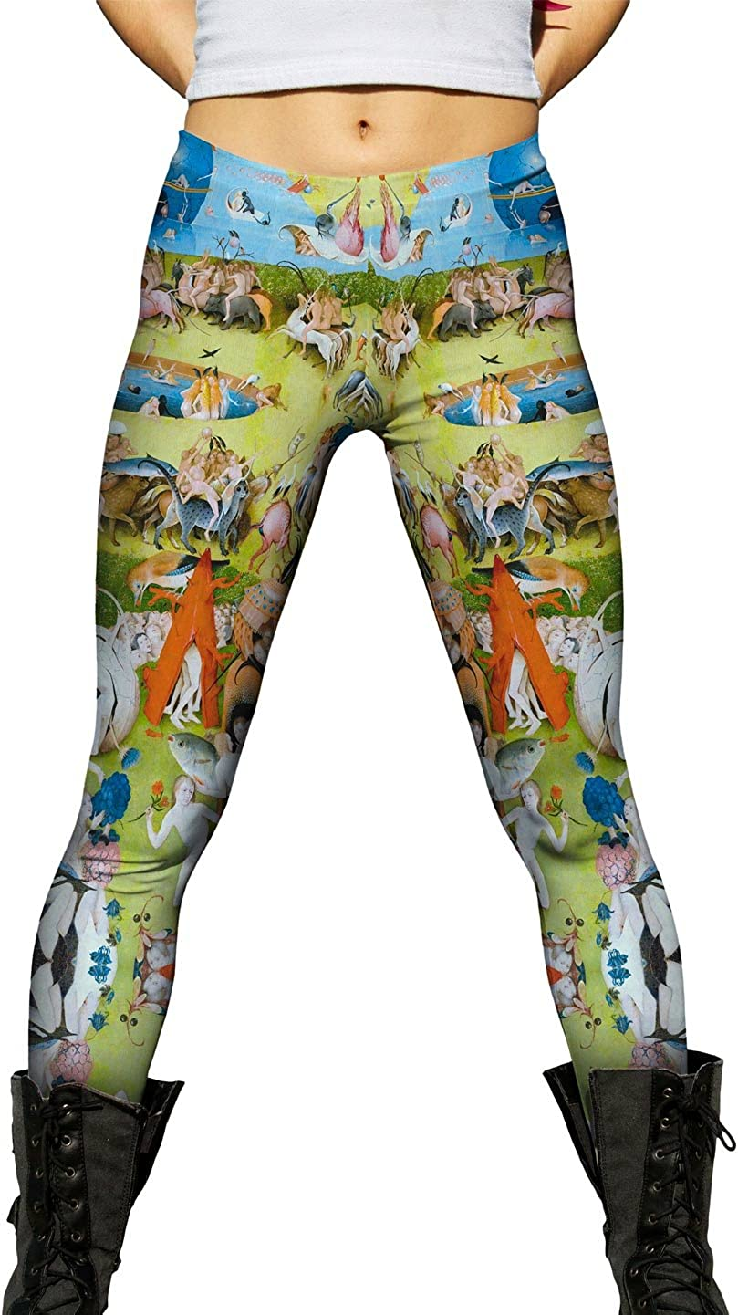 Yizzam- Hieronymus Bosch The Latest item Garden Eart. Ladies Indefinitely Womens of -New