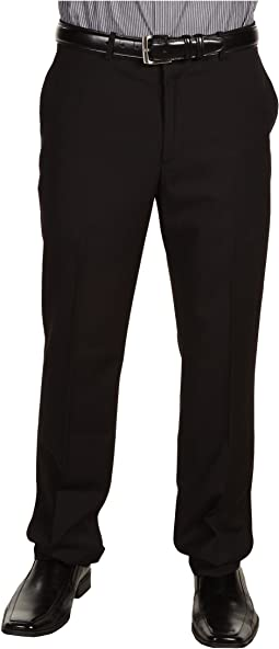 Perry Ellis Portfolio Slim Fit Solid Pant