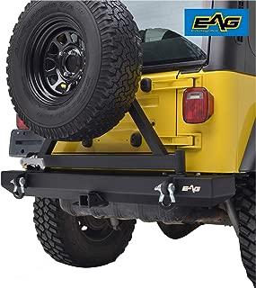 jeep tj rear tow hook