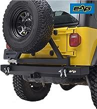 Best jeep tj rear bumper plate Reviews