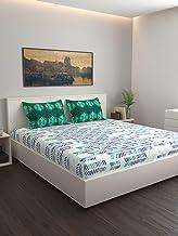 (Certified REFURBISHED) Day break Queen Size Bed Sheets
