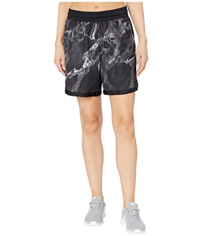Nike Dry Shorts Seasonal (Black/White) Women