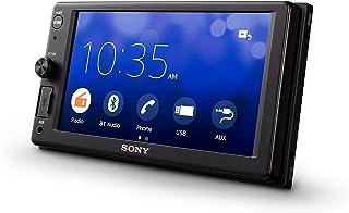 "Sony XAV-1500 Car Audio System | 6.2"" (15.7cm) Bluetooth Media Receiver with WebLink Cast"