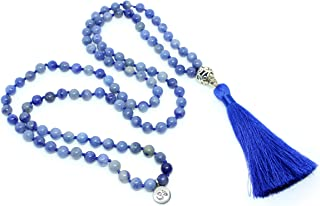 Best blue mala beads Reviews