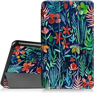 جراب Fintie Slim Shell لهاتف Samsung Galaxy Tab A 7.0 - جراب واقي خفيف الوزن للغاية لجهاز Samsung Galaxy Tab A اللوحي 7 بو...