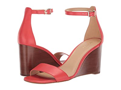 MICHAEL Michael Kors Fiona Wedge (Sea Coral) Women
