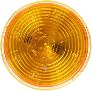 """Grote G3003 Yellow Hi Count 2"""" 9-Diode LED Clearance Marker Light"""
