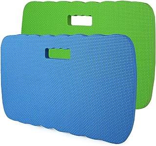 Navy Easy to Clean Comfortable Blue Kneelo For Gardening Original Organics Soft Garden Kneeling Pad
