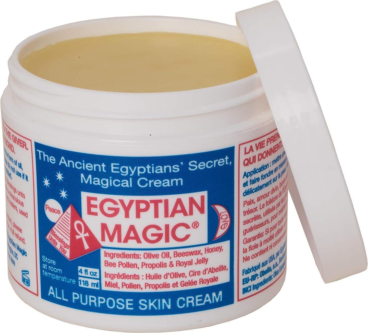 エジプシャンマジック エジプシャンマジッククリーム 125g(118ml)