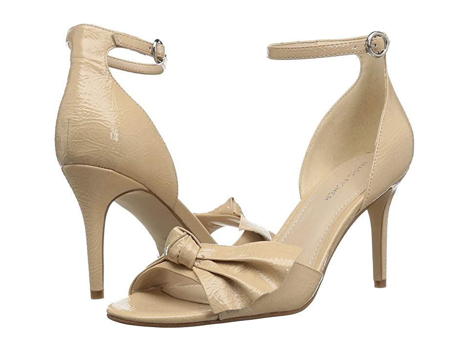 Marc Fisher Brodie (Natural Patent) High Heels