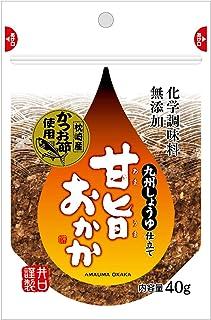 井口食品 甘旨おかか 40g ×4袋