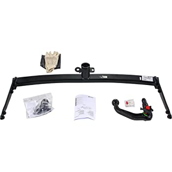 Umbra Rimorchi Detachable Towbar with 7 pin Bypass Relay for Ford Focus Hatchback 3-5door 2011 to 2014 UT140COR78ZCM//WU800UK4