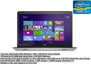Dell Inspiron 15 i15547-5003sLV 16-Inch Tocuhscreen Laptop (Intel Core i5-4210u, 8GB RAM, 1TB HDD, Windows 8.1)