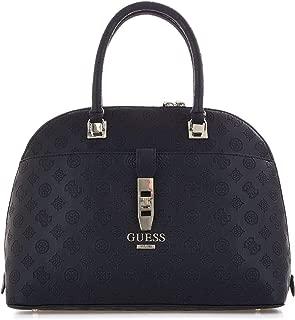 Luxury Fashion | Guess Womens HWSG7398360BLACK Black Handbag | Fall Winter 19