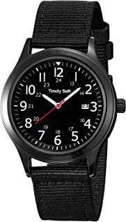 Mens Teenagers 3 ATM Waterproof Outdoor Military Army Tactical Field Watches, Calandar Date,...