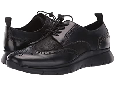 Kenneth Cole New York Trent Lace-Up (Black) Men