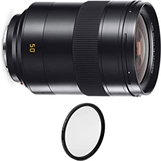 Leica Summilux-SL 50mm f/1.4 ASPH. Lens + Deluxe Lens Cleaning Kit