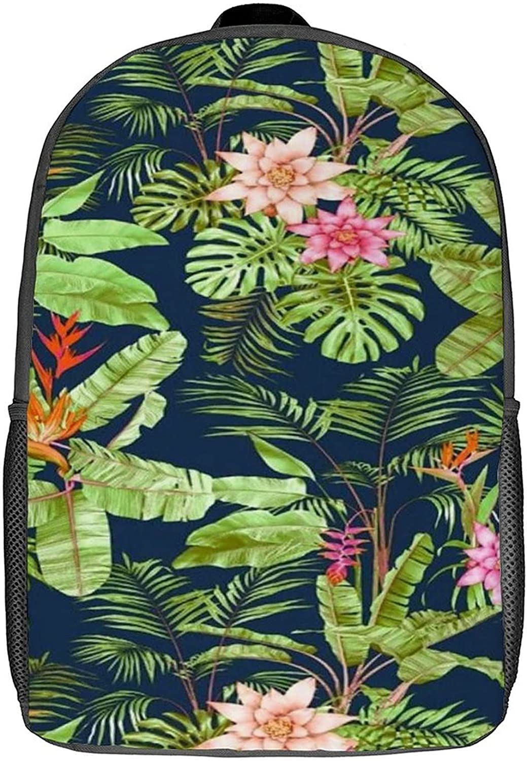 Backpack Jungle Print 1 Laptop Cheap discount mail order shopping 17inch Customed Pattern