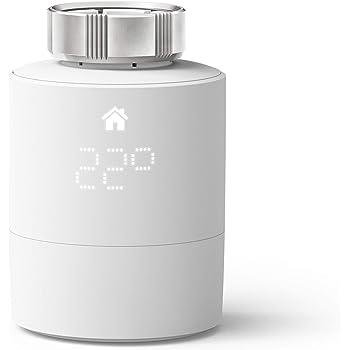 tado° Cabezal Termostático Inteligente de - Accesorio para control de habitaciones múltiples, control de calefacción inteligente, Instálalo tú mismo