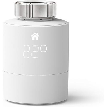 tado° Cabezal Termostático Inteligente - Accesorio para control de habitaciones múltiples, control de calefacción inteligente, Instálalo tú mismo